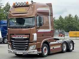 standaard trekker DAF XF 106 6x4 INTARDER EURO 6 2015