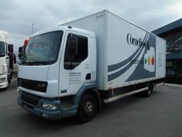 bakwagen vrachtwagen DAF LF 45 FA LF 45 180 2001