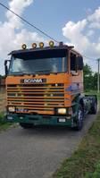 standaard trekker Scania 112 M 360 4x2 tractor unit 1986
