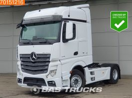 standaard trekker Mercedes-Benz Actros 1848 4X2 Standklima 2x Tanks BigSpace 2017