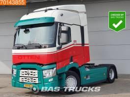 standaard trekker Renault T460 4X2 NL-Truck Sleep LDWS 2x Tanks Euro 6 2016