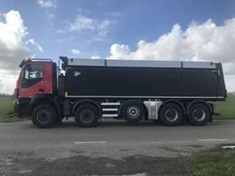 kipper vrachtwagen > 7.5 t Iveco 10x4 AD410T45, GVW 49 ton met geïsoleerde en slibdichte Ruizeveld kipper NIEUW! 2021