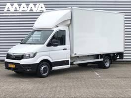 gesloten bestelwagen Volkswagen (MAN TGE) 3.180 DL Bakwagen 180PK RWD H6 Laadklep Meubelbak Airco Lane A... 2018