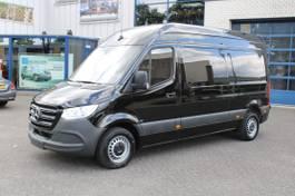 gesloten bestelwagen Mercedes-Benz 314 CDI L2H2 MBUX, Camera, Airco, Cruise control, stoelverwarming 2020