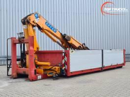 overige containers AJK Kleppen - Kraan Container Effer 14TM Kraan, Crane, Kran - Haakarm, Hookl...