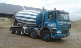 betonmixer vrachtwagen DAF CF 410 CF 85.410 2009