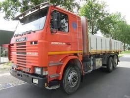 kipper vrachtwagen > 7.5 t Scania R 142 1988