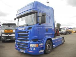 standaard trekker Scania R 2015