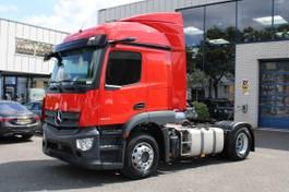 standaard trekker Mercedes-Benz Actros 1843 StreamSpace LS Mirrorcam, High performance Engine Brake, Navigatie, Stan... 2019