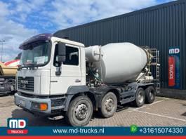betonmixer vrachtwagen MAN 32 364 manual 8x4 full steel springs 2000