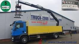 kraanwagen MAN TGM 18 Hiab XS 122 Fernbedienung 1.Hand AHK 2013
