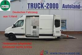 ambulance bedrijfswagen Mercedes-Benz 316 Fahrtec Systeme RTW Rollstuhlrampe 2013