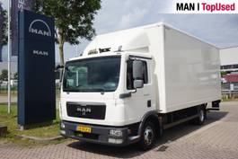 bakwagen vrachtwagen MAN 8.180 4X2 BL / Closed box 2012