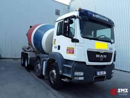 betonmixer vrachtwagen MAN 32.360 9 cubic 2010