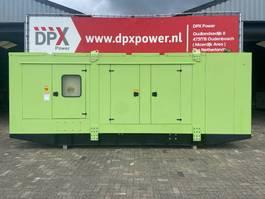 generator Perkins 4006-23TAG3A - 912 kVA Generator - DPX-12417 2013