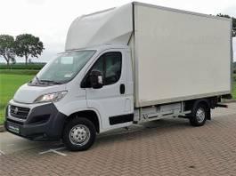 gesloten bestelwagen Fiat 35 2.3 mj bakwagen laadklep 2018