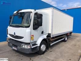 bakwagen vrachtwagen Renault Midlum 180 dxi EURO 5, Manual 2011