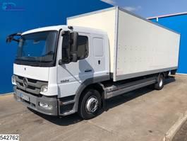 bakwagen vrachtwagen Mercedes-Benz Atego 1524 EURO 5, Manual 2011