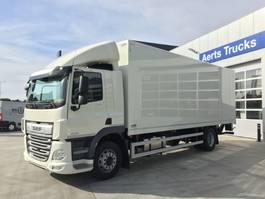 bakwagen vrachtwagen DAF 320 FA - 19t - Day Cab - AS-Tronic - DAF Connect (36m) 2021