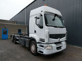 containersysteem vrachtwagen Renault Premium 460 DXI 2011