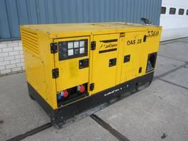 generator Atlas Copco QAS28 Yanmar 25kVA 2004