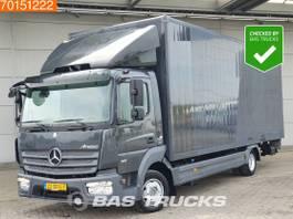 bakwagen vrachtwagen Mercedes-Benz Atego 816 4X2 APK tot 06-2022 NL-Truck Automatic LBW Euro 6 2014