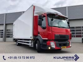 bakwagen vrachtwagen Volvo FL5 210 Euro 6 / 475 dkm / Box 7 mtr / Laadklep / APK TUV 02-2022 ! 2016