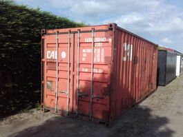 dry standaard zeecontainer 20ft