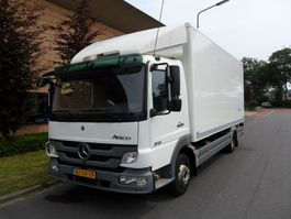 bakwagen vrachtwagen Mercedes-Benz Atego 816 2011