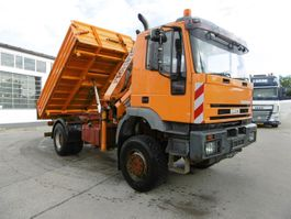 kipper vrachtwagen > 7.5 t Iveco 190E30 4x4 Dreiseitenkipper Allrad 2000