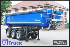 kipper oplegger Schmitz Cargobull 12/2021 SKI 24 SL 7.2 Stahl, Lift,24m³, SAF, Fertigerbremse 2015