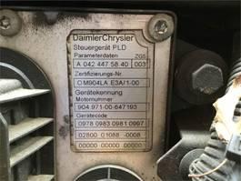 motoronderdeel equipment Mercedes-Benz OM904LA E3A/1-00