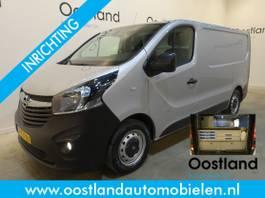 gesloten bestelwagen Opel 1.6 CDTI L1H1 Edition 125 PK Servicebus / Inrichting / 220V. / Airco / C... 2016