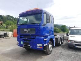 standaard trekker MAN TGA 33 6X4 tractor unit - manual - big axle 2006