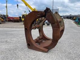 bomenklem Lundberg connection Wood clamp 2000ltr