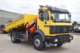 kipper vrachtwagen > 7.5 t Mercedes-Benz 2024 4x2 kipper 1996
