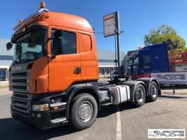 standaard trekker Scania R560 Full steel - Manual - Retarder - euro 4 2007