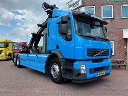 containersysteem vrachtwagen Volvo FE 300 6X2 KETTINGSYSTEEM MANUAL HOLLAND TRUCK TOP CONDITION 2010