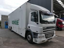 bakwagen vrachtwagen DAF CF 85 6x2  235000 km manual/manuel 2006