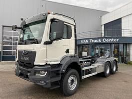 containersysteem vrachtwagen MAN New Generation 33.470 6x4 BL-NN containerhaak wb 3900 2021