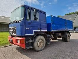 kipper vrachtwagen > 7.5 t MAN 19.362 Kipper - Steelspring 1994