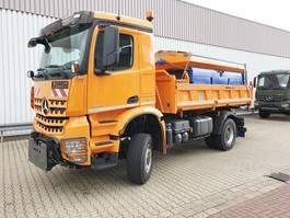 kipper vrachtwagen > 7.5 t Mercedes-Benz 2036 AK 4x4, Winterdienst, Bordmatik Arocs 2036 AK 4x4, Winterdienst, Bo... 2015