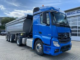 standaard trekker Mercedes-Benz Actros 1843 LS 4x2 SZM - Kipphyd. EURO6 *mit ADR 2016