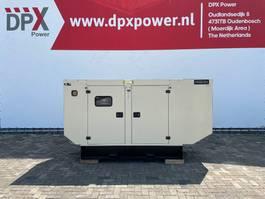 generator Perkins 1104D-E44TA - 88 kVA Stage IIIA - DPX-15705 2019
