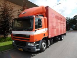 bakwagen vrachtwagen DAF 2005