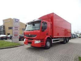 bakwagen vrachtwagen Renault Premium 380 Premium box / 380 /  Euro 5 / 6x2 2012