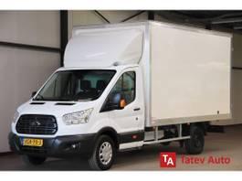 gesloten bestelwagen Ford BAKWAGEN MEUBELBAK Financial Lease € 275 per maand 2017