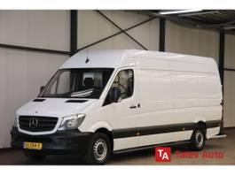 gesloten bestelwagen Mercedes-Benz 2.2 CDI L3H2 POSTNL MET SCHAPPEN 2015