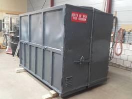 gevaarlijke stoffen container milieu container