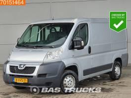 gesloten bestelwagen Peugeot 2.2 HDi 130PK L1H1 Airco Parkeersensoren Cruise 8m3 A/C Cruise control 2012